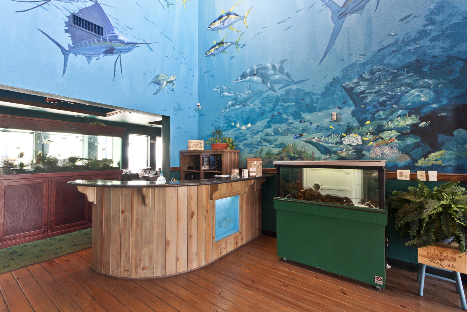 Welcome to Sea Ranch Restaurant